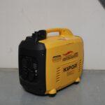 Gele aggregaat/generator 2600 watt