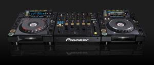Pioneer CDJ 2000 Nexus DJ-set verhuur