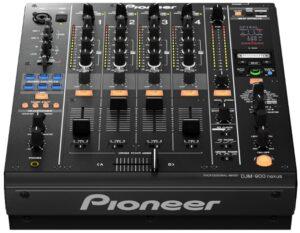 Pioneer DJM 900 Nexus mixer te huur