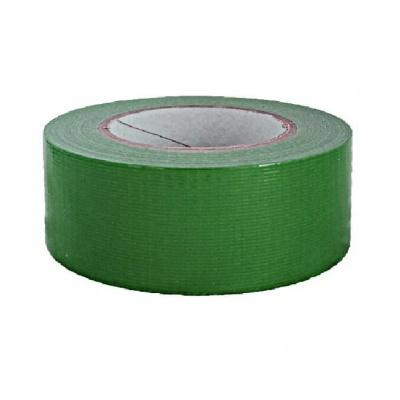 Groene gaffer tape ten behoeve van een groene loper bij allinpartyverhuur