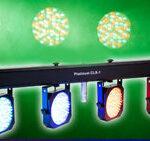 verhuur feestverlichting LED verlichting par bar