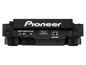 Achterkant Pioneer CDJ 2000 Nexus verhuur